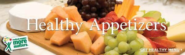 Fruit Appetizers Recipe