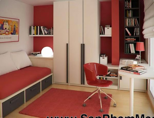Tư vấn bố trí nội thất chuẩn cho căn hộ tầm trung-9