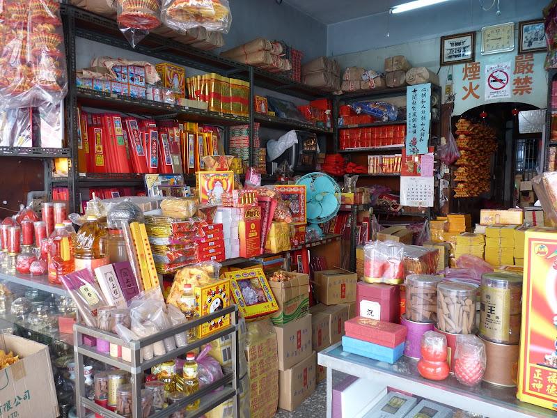 TAIWAN Taipei autour de Longshan Temple - P1120482.JPG