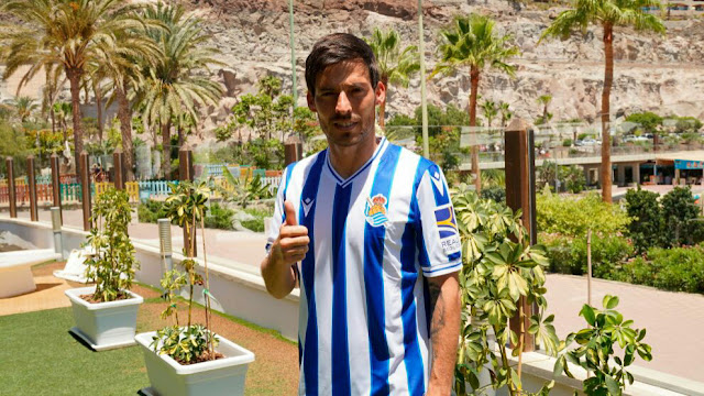 David Silva reveals why he chose Real Sociedad ahead of Lazio