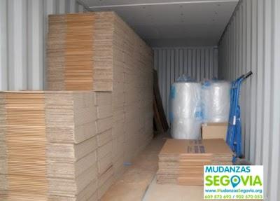 Transportes Lastras del Pozo Segovia