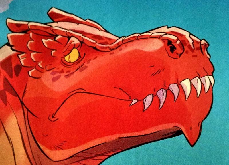 Devil Dinosaur symbol