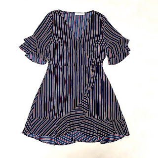 Cindigindi Wrap Dress