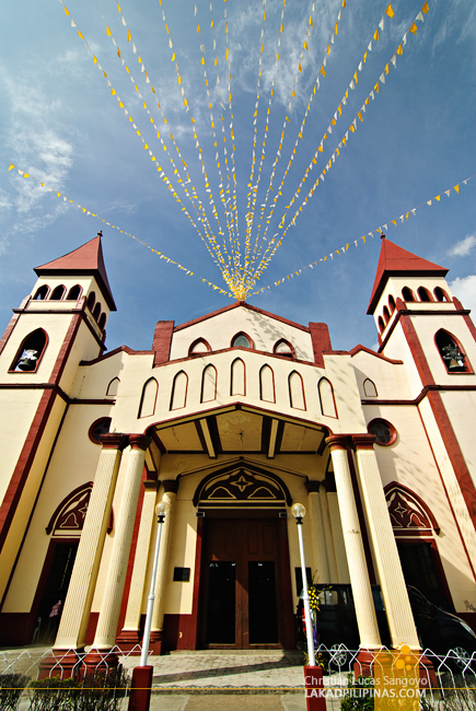 San Carlos City's Cathedral