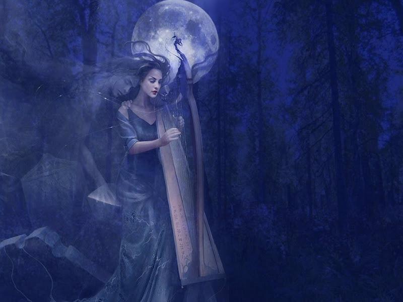 Lunar Harp, Gothic