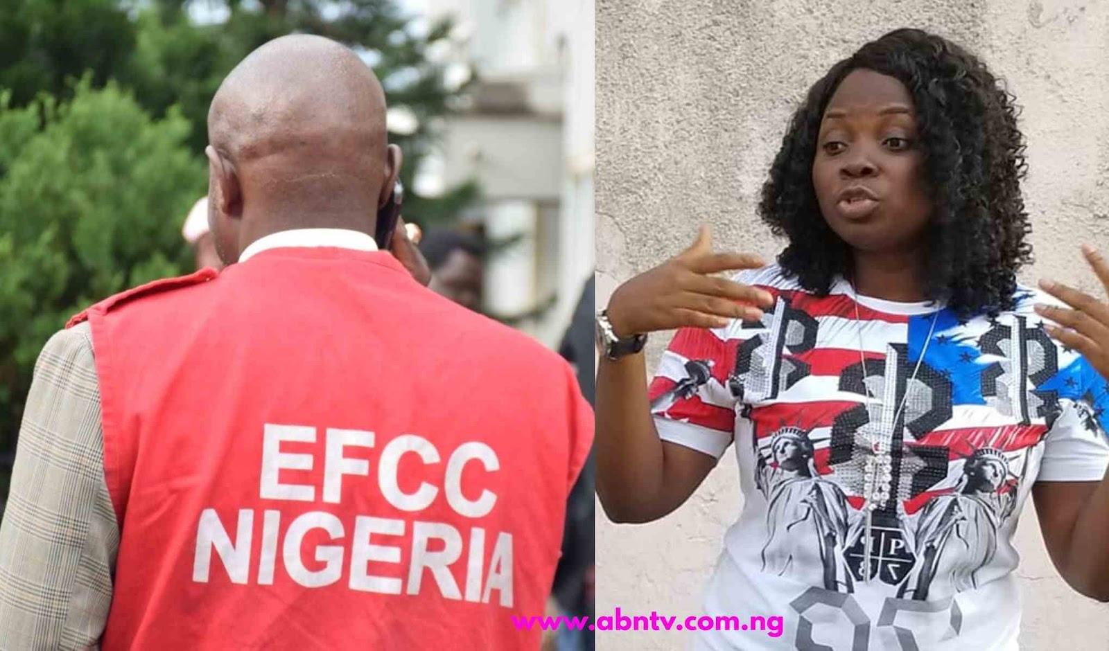 Norah Okafor Sues EFCC, Demands N20m Compensation Over Home Invasion