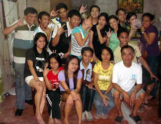February 13: Lemuel Alitre's Residence (Batasan Hills, Quezon City)