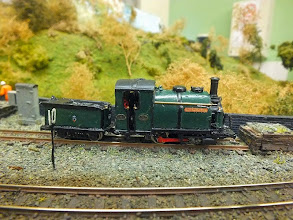 Photo: 017 And another view, in order to show that there was no mistake in identifying which of the England locos this one is !