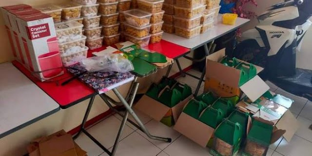 Dewan Kota Palangka Raya Dukung Produk Mamin UMKM