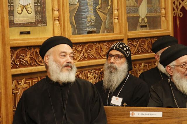 His Holiness Pope Tawadros II visit to St. Mark LA - _MG_0610.JPG