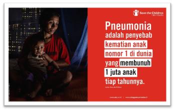 kasus pneumonia di indonesia