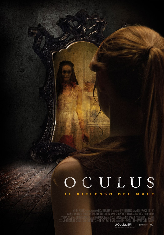 Ma Gương - Oculus (2013)