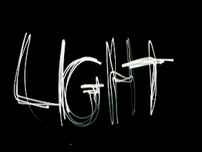 Photo: Light - Light painting by Christopher Hibbert, french photographer and light painter. Further information: http://www.christopher-hibbert.com