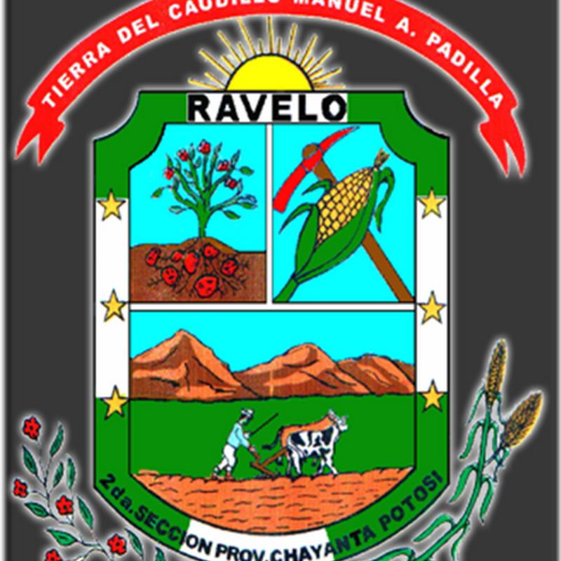 Ravelo: municipio potosino (Bolivia)