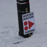 Wilgenweard Wintermarathon 2013 - W.Simons