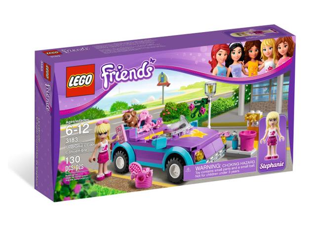 レゴ フレンズ オープンカー 3183