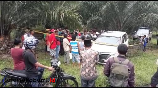 Fakta Mobil Misterius di Sukabumi, Diduga Sopir Dibegal