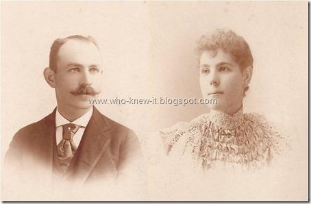 Abe and Bertha Gunzendorfer