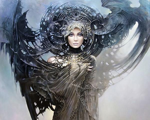 Strange Fantasy Girl, Magic Beauties 1