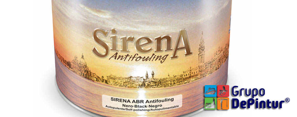 AEMME SIRENA ABR – Antifouling profesional