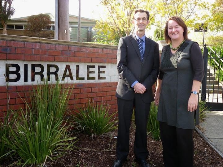 $3 million funding announcment at Birralee PS