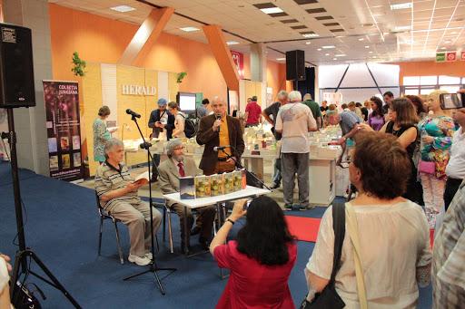 "Lansarea cartii ""India vazuta si nevazuta"" la Bookfest 2015"