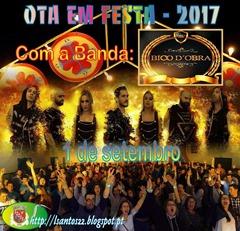 Banda Bico D-Obra 01.09.17