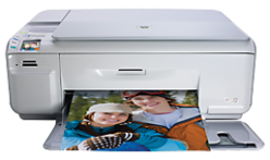 Ways to down HP Photosmart C4580 inkjet printer driver