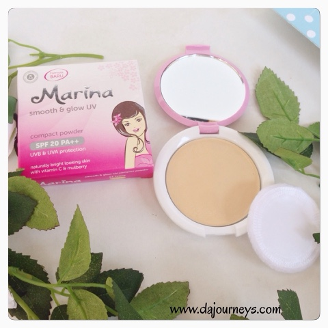 [Review] Marina Smooth and Glow Compact Powder