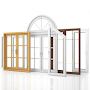 Glass Designs - windows doors staircase APK icon