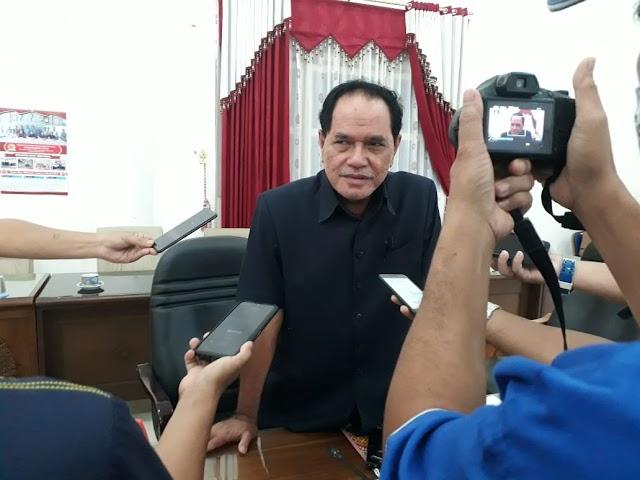Wakil Ketua DPRD Barsel Imbau Masyarakat tetap Disiplin Prokes