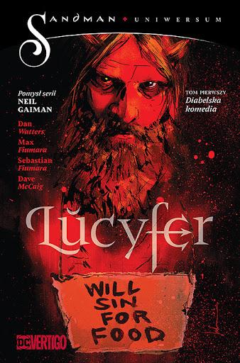 Lucyfer tom 1 okładka