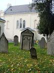 Návštěva židovského hřbitova