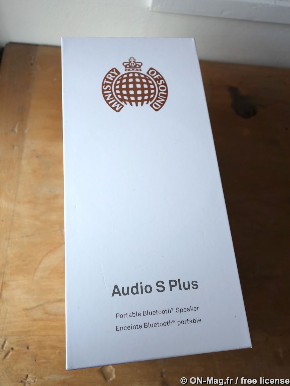 ministry of sound audio s plus manual
