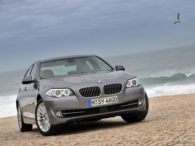 2010 bmw 5 series sedan specifications pictures prices. Black Bedroom Furniture Sets. Home Design Ideas