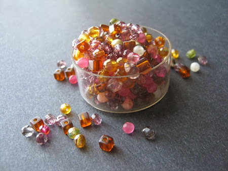 Spring Romance Bead Mix Giveaway