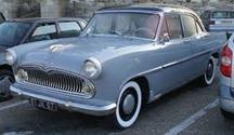 Simca 1957 Ariane