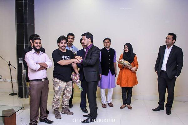 Alamgir of Fixit wit Blogger Mohammad Mustafa Ahmedzai