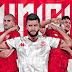 الجامعة التونسية لكرة القدم تكشف عن القميص الجديد للمنتخب التونسي