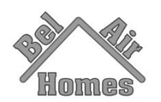 Logo de Bel-Air-Homes