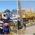 Carga de cerveja cai de caminhão e interdita parte da BR-316 em Timon