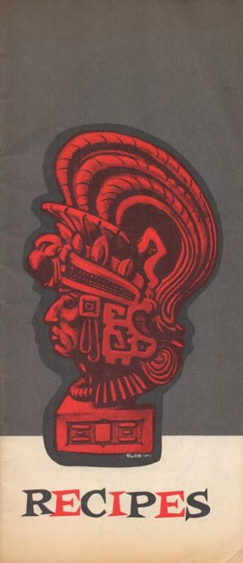 La Margarita recipe booklet ©1966