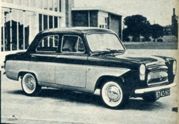 Ford New-Perfect 1960