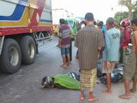 Ngeri, Tabrak Lari Kecelakaan di Sluke