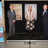 OIC - ENTSIMAGES.COM - Rt Hon Sajid Javid, Joanna Read and Rt Hon Shaun Woodward at the   LAMDA West London campus launch London 12th February 2015