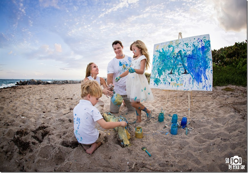 2048 family painting photo session beach-1342