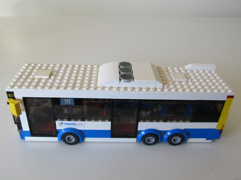 Pictures of my 3 LEGO buses - LEGO Town - Eurobricks Forums