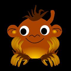 клипарт обезьяны monkey