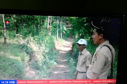 TEMANGGUNG TV ON AIR DI TELKOM 1