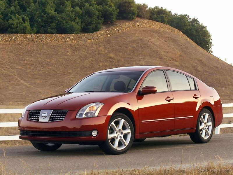 Exceptional ... 2004 Nissan Maxima 00002 ...